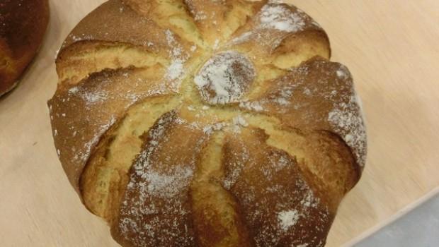 Pan de calabaza, de Jesús Machí.