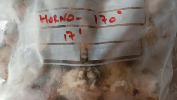 Anotar en la bolsa la temperatura y tiempo de horneado es muy práctico.