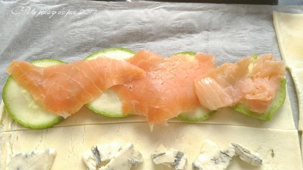Y el salmón: en exceso sabrá muy fuerte.